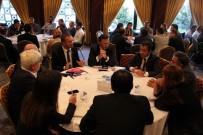 MACARISTAN - Dünya Otomotiv Konferansı'nda Dünyadaki Ve Türkiye'deki Otomotiv Üreticileri Bir Araya Geldi