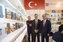 ZEYTİNBURNU BELEDİYESİ - Dünyanın En Büyük Kitap Fuarında Türkiye'yi Temsil Eden Tek Belediye