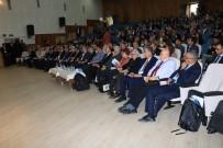 MÜCAHİT YANILMAZ - Elazığ'da Uluslararası Jeomorfoloji Sempozyumu