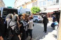 DIYANET İŞLERI BAŞKANLıĞı - Evlatları Tarafından Öldürülen Annenin Cenazesini Kadınlar Omuzladı