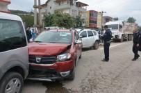 Fatsa'da Zincirleme Trafik Kazası Açıklaması 6 Yaralı