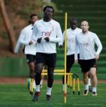 METİN OKTAY - Galatasaray, Atiker Konyaspor Maçı Hazırlıklarını Sürdürdü