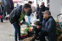 ALıŞKANLıK - Gençler İyilik İçin Pazarda