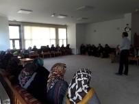 NECİP FAZIL KISAKÜREK - Gölbaşılı Kadınlara Çocuk İstismarı Eğitimi