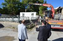 BALIK PAZARI - Hal Camisi Yerine Kullanılacak Mescit Hazırlandı