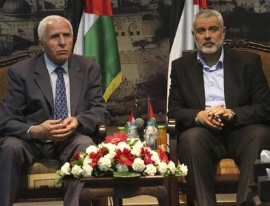 Hamas ve Fetih'in uzlaşı anlaşmasını imzaladı