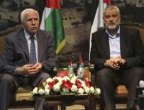 KAHIRE - Hamas ve Fetih'in uzlaşı anlaşmasını imzaladı