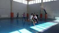 ANADOLU İMAM HATİP LİSESİ - Hisarcık'ta Liseler Arası Tek Pota Basketbol Turnuvası