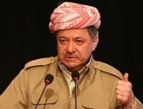 REFERANDUM - Barzani'den küstah referandum şartı