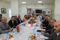 FATİH PROJESİ - İlçe Milli Eğitim Müdürleri Toplantısı Yapıldı