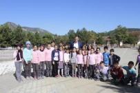 VEZIRHAN - İlkokul Öğrencilerine Aşure İkramı Yapıldı