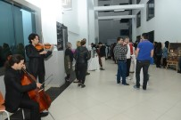 STAND-UP - İnegöl'de Kültür-Sanat Sezonu Açıldı