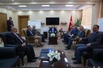 MUSTAFA KÖSEOĞLU - İşadamı Köseoğlu, Vali Pehlivan'ı Ziyaret Etti
