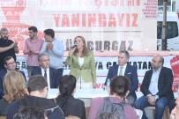 CANKURTARAN - İşten Çıkaracak İşçilerden Belediye Önünde Çadırlı Eylem
