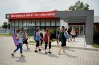 AKıL OYUNLARı - Karşıyaka'ya Sağlıklı Yaş Alma Merkezi