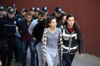 KıLıÇARSLAN - Kayseri'de Narkotik Operasyonunda Gözaltına Alınan 11 Kişi Adliyeye Sevk Edildi
