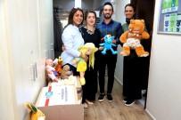 DAĞPıNAR - Kumbarada Toplanan Oyuncaklar Köy Okullarına Gönderildi