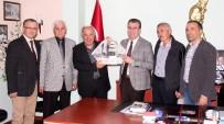 MEHMET ŞENTÜRK - Mahalle Halkından Başkan Balta'ya Teşekkür