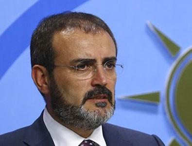 AK Parti'den CHP'li Pekşen'in sözlerine ilk tepki