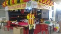 MALATYASPOR - Malatya Tanıtım Günleri'nde Evkur Yeni Malatyaspor Standına Yoğun İlgi