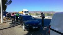 YOLCU TAŞIMACILIĞI - Manisa'da Polis Ve Jandarmadan Drone Destekli Denetim