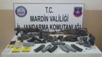 GÜVENLİK GÖREVLİSİ - Mardin'de Terör Örgütüne Büyük Darbe