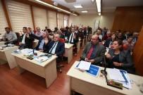BÜTÇE GÖRÜŞMELERİ - Merkezefendi Belediyesi'nin Bütçesi 190 Milyon