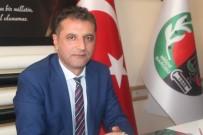 Niğde Barosu Başkanı Av. Hüseyin Demirbilek; 'Televizyonlarda Yayınlanan Bazı Diziler Şiddeti Adeta Azmettirmektedir'