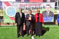 BILECIK MERKEZ - Osmangazi Ortaokulu Sentetik Saha Öğrencilerin Hizmetine Açıldı