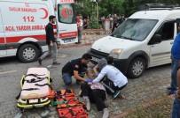 YENIAY - Kazada Ağır Yaralanan Yaşlı Adam 5 Ayda Ayağa Kalktı