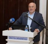 TAŞAĞıL - Prof. Dr. Ahmet Taşağıl, 'Her Şeye Rağmen Türkler Binlerce Yıldır Yaşıyor'
