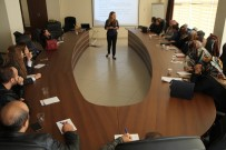 KALP MASAJI - Sağlık Personeline 'Mesleki Rol Gelişim' Eğitimi