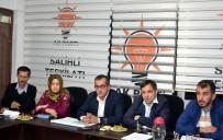 YÜKSEK HıZLı TREN - Salihli'ye AK Parti'den Yatırım Müjdesi