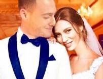 SERENAY SARIKAYA - Serenay Sarıkaya ile Kerem Bürsin'i evlendirdiler