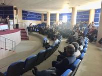 ÖĞRETMENEVI - Sincik'te, Okul Servis Şoförlerine Seminer