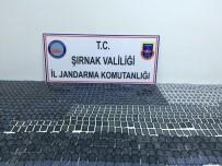 Şırnak'ta 280 Adet Kaçak Cep Telefonu Ele Geçirildi