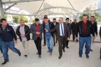 SAMI AYDıN - Sivas'a Modern Pazar Yeri
