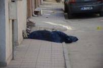 SÜTLÜCE - Sokak Ortasında Ceset Bulundu