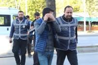 SOYGUN - Suçüstü Yakalanan Hırsızlar Adliyeye Sevk Edildi