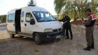 GÜVENLİK SİSTEMİ - Sungurlu'da Okul Servis Araçları Denetlendi