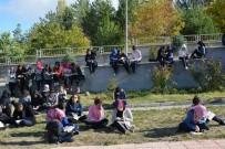 KİTAP OKUMA - Suşehri'nde Okuma Etkinliği Yapıldı