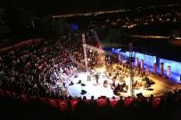 DEVLET OPERA VE BALESI - Tarihi Metropolis Antik Kentinde Unutulmaz Konser