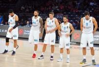 ELÇİN SANGU - THY Euroleague Açıklaması Anadolu Efes Açıklaması 74 - Real Madrid Açıklaması 88