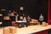 ÇOCUK EĞİTİMİ - Tiyatro Severler GKM'de Buluştu