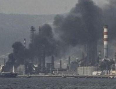Tüpraş'daki patlamada 7 gözaltı