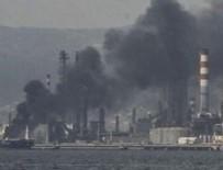 TÜPRAŞ - Tüpraş'daki patlamada 7 gözaltı