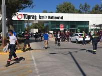 TÜPRAŞ - Tüpraş Patlamasıyla İlgili Firma Sahibi De Gözaltında