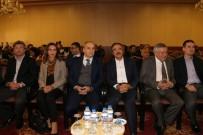 MEHMET MARAŞLı - Uluslararası Malzeme Bilimi Ve Teknolojisi Konferansı (Kapadokya IMSTEC 2017) Başladı