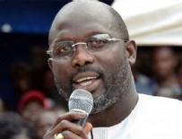 AFRİKALI - Ünlü futbolcu Cumhurbaşkanı seçildi