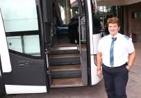OTOBÜS ŞOFÖRÜ - Uzun Yolun Tek Kadın Kaptanı